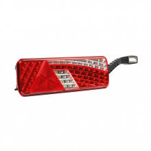 E-marca Medium / Caminhão Jumbo Multifuncionais Tail LED Lights