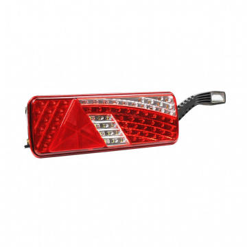 E-mark Medium / Jumbo Truck Multifunction Tail LED Lights