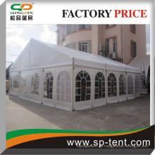 10x24m Kleine freistehende Rahmenzeltzelte Preise zum Verkauf