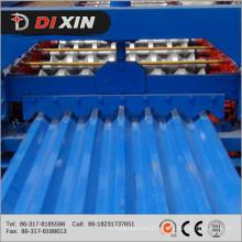 Machine de formage de rouleaux de feuille de toit vitré Dx 840
