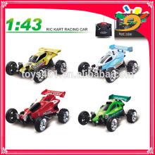 Famous Brand Great Wall 2009 4CH 1/43 Télécommande Radio Mini RC Kart Racing Car