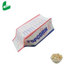 Custom design microwave popcorn packaging bags