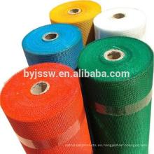 Precio colorido de la malla del yeso de la fibra de vidrio del estuco