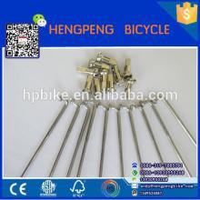 Färgglatt Mountain Bicycle Wheel Stainless Steel Spoke