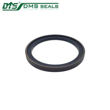 selo giratório de bronze de PTFE para a selagem de cilindro hidráulico GNS