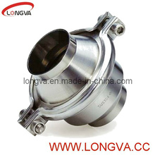 Weldable Stainless Steel Non-Return Valve