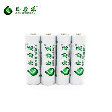 Geilienergy Marca bateria 1.2V 2550mAh nimh aa baterias recarregáveis