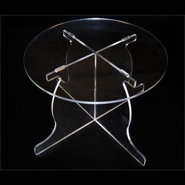 Muebles de acrílico pop, estilo moderno de exhibición de acrílico