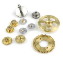 Oem Anodized Precision Aluminum Components Milling Metal Parts CNC Fabrication Machining