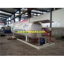 10 Ton Skid Mounted Storage Plants