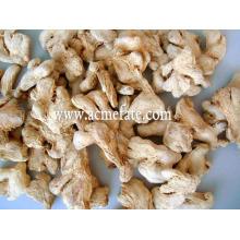 Especias secas de jengibre