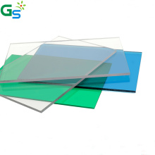 Manufacturer Hot Sale  Smooth 16Mm 1.22M X 2.44M Panel Skylight Roofing Sheet Polycarbonate Solid Sheet