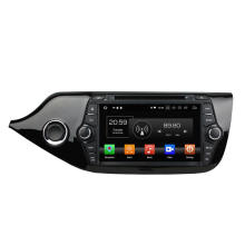 áudio e vídeo para o carro do CEED 2014