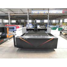 Cortador del laser de la fibra del CNC del acero inoxidable