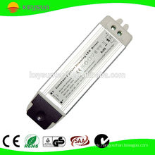 3 years warranty 350mA 650mA 1200mA 30W Dimming LED Driver for led tube