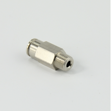 Air-Fluid  Grease Tube Connector Push-in Straight Fittings.