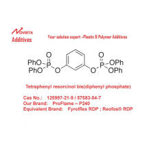 Tetraphenyl bis(diphenyl phosphate) rezorcyny RDP