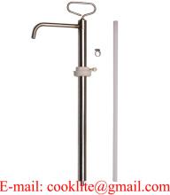 Zuiger handpomp / Handmatige vatenpomp / Vatpomp Handbediend