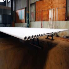 Tubo de liga à base de níquel resistente à corrosão