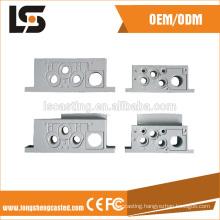 Aluminum alloy ADC12 die casting auto spare parts cnc motor spare parts
