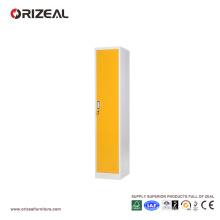 Casier en acier de sports de porte simple d'Orizeal (OZ-OLK011)