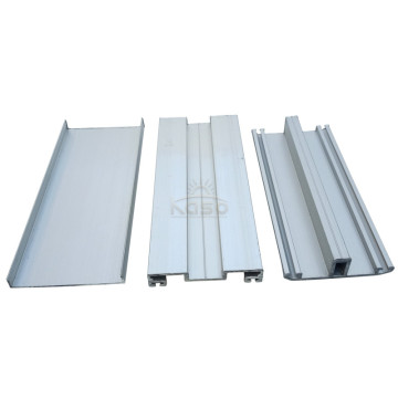 Aluminium Expansion Joint Cover PC Polykarbonatprofil