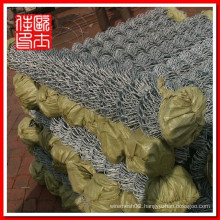 anping 9 gauge chain link wire mesh fence supplier