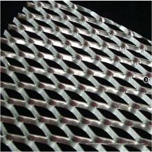 Hoja de metal expandida con el material de aluminio