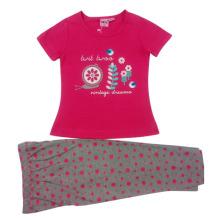 Verão bebê menina crianças terno em roupas infantis