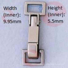 Rectangle Snap Hook en Gun-Metal Color (J8-118A)
