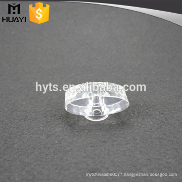 nice transparent plastic crystal surlyn cap for perfume