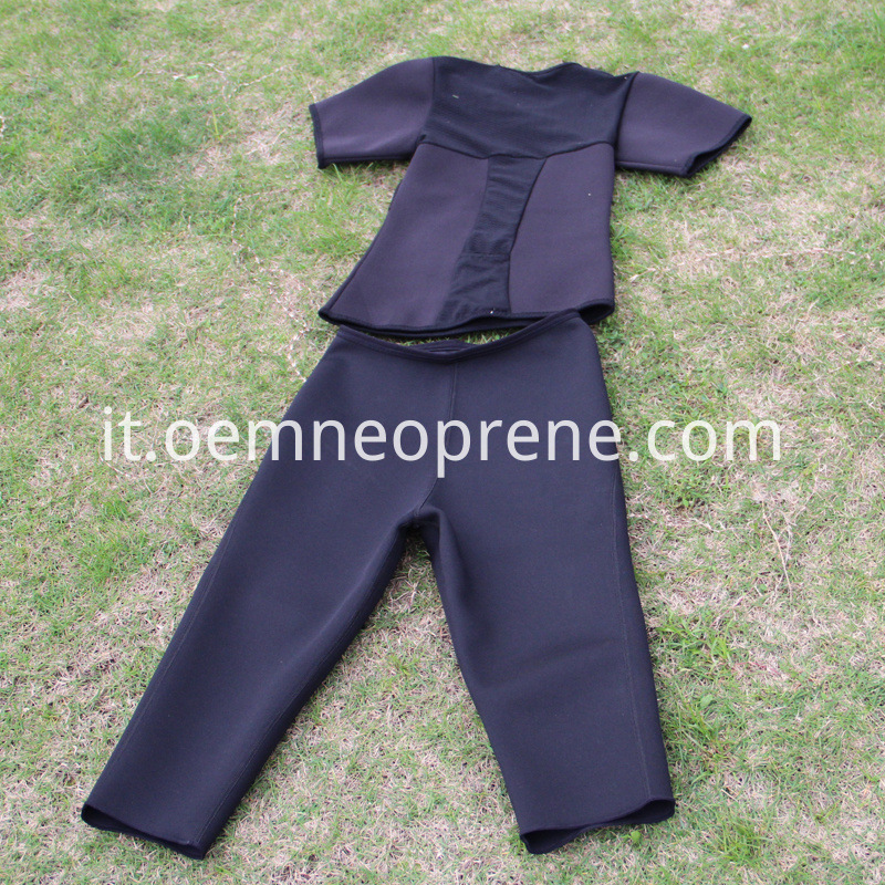 Neoprene slimming shirts