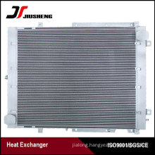 Bar And Plate Excavator Oil Cooler For Doosan DH300-7