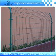Clôture en acier inoxydable galvanisée de Suzhou