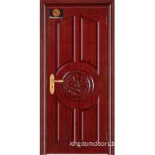 interior solid wooden door (JDS-MB03)