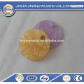 boa qualidade bela folha de acrílico estampado de mármore colorido