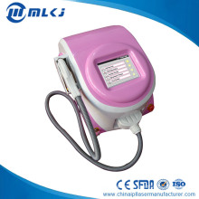 Máquina de rejuvenecimiento de la piel de uso en el hogar Eliminación de cabello / arrugas permanente de IPL