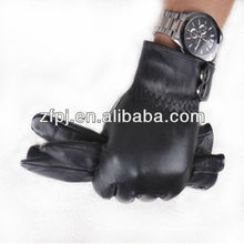 Fashinable men gloves for motorcycle
