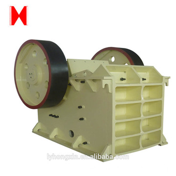 Stone Processing Machinery of Jaw Crusher