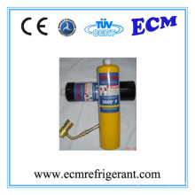 calibration Gas cylinder&can for methane,can be refillable