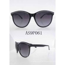 2015 beste Entwurfs-Plastikfrauen-Sonnenbrille As9p061
