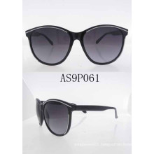 2015 Best Design Plastic Woman Sunglasses As9p061