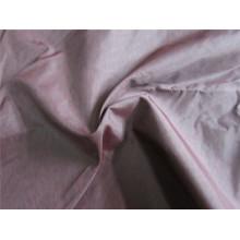 20d Tissu en Nylon Taffeta en Nylon Noir pour Garment Down (XSN011)