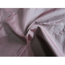 20d Black Yarn Nylon tecido de tafetá para Down vestuário (XSN011)