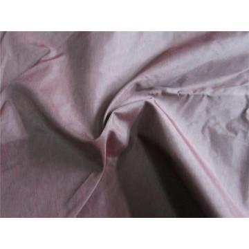20d hilado negro tela de tafetán de nylon para abajo prendas de vestir (xsn011)