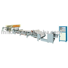 ZX650 Three-Layer Corrugated Board Produce Line