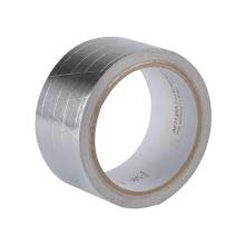 Fita adesiva de alumínio reforçado com folha de alumínio de 2 vias para refrigeração Fsk ALuminum