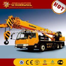 guindaste do caminhão Venda quente Liugong mini caminhão guindaste da China