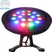 18*3W IP68 DMX RGB LED Fountain Light/Pool Light