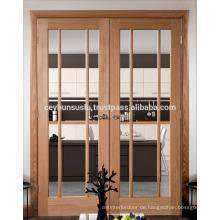 Türkisch Manufacured Doppelte Blatt, Glasierte Furnier Tür